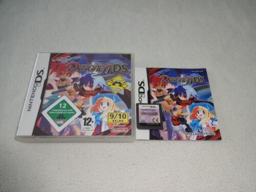 1 von 1 - Disgaea DS Nintendo DS Spiel komplett mit OVP & Anleitung