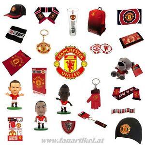 Manchester-United-Fanshop-Fanartikel-Schal-Pin-Fahne-Geburtstag-Geschenk