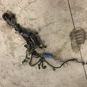 Details about 91-94 Nissan 240sx KA24DE Engine Wiring Harness for Parts on