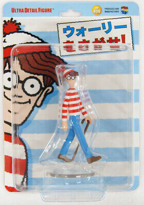 Medicom Ultra Detail Figure UDF Wally WHERE/'S WALLY