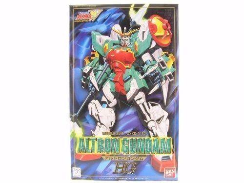 BANDAI HG 1 100 XXXG-01S2 ALTRON GUNDAM Plastic Model Kit Gundam W NEW Japan