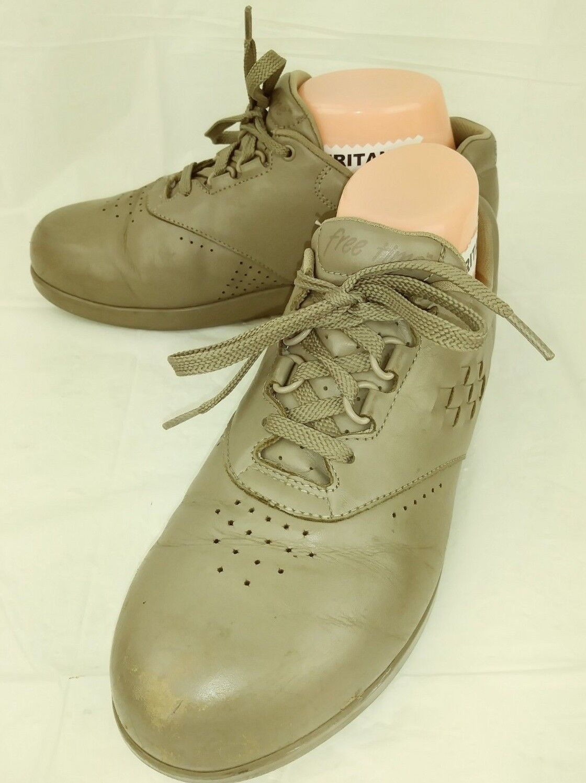 SAS Tripad Comfort K2682113 Wos shoes shoes shoes US 8 W Taupe Leather Oxfords Ortho 737 62c416