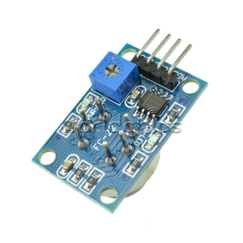 10PCS MQ2 MQ-2 Gas Sensor Module Smoke Butane Methane Detection for Arduino Top