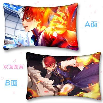 76038 My Hero Academia Todoroki Shoto Dakimakura Hugging Body Pillow Case 105cm