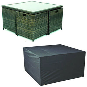 Garland premium polyester rattan cube set garden furniture cover ebay image is loading garland premium polyester rattan cube set garden furniture workwithnaturefo