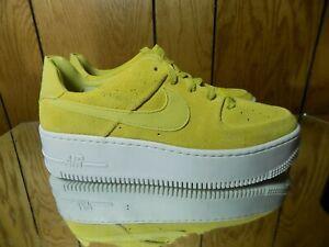 nike sage low yellow