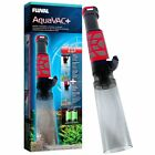 Fluval AquaVac Plus Battery Powered 2 in 1 Gravel Cleaner & Water Changer 11064