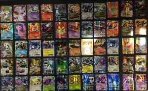 Pokemon-TCG-50-CARD-LOT-RARE-COMMON-UNC-HOLO-amp-GUARANTEED-EX-OR-FULL-ART