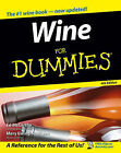 Wine For Dummies by Ed McCarthy, Mary Ewing-Mulligan (Paperback, 2006)