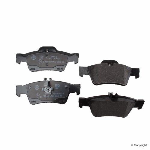Genuine 0074201020 Disc Brake Pad