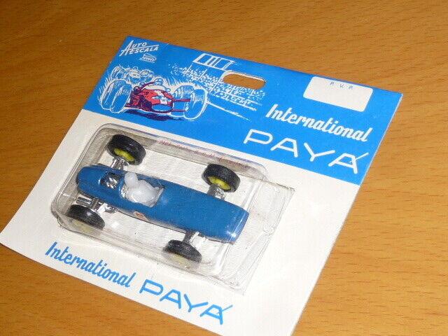 NISB Very Rare Paya International BRM Formula 1 Matchbox Mould 1 64