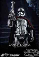Hot Toys Star Wars capitán phasma 1:6 scale/The Force awakens/producto nuevo