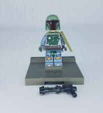 Lego® Star Wars Minifiguren Zubehör 4x Blaster kurz schwarz Boba Fett 9496 Neu