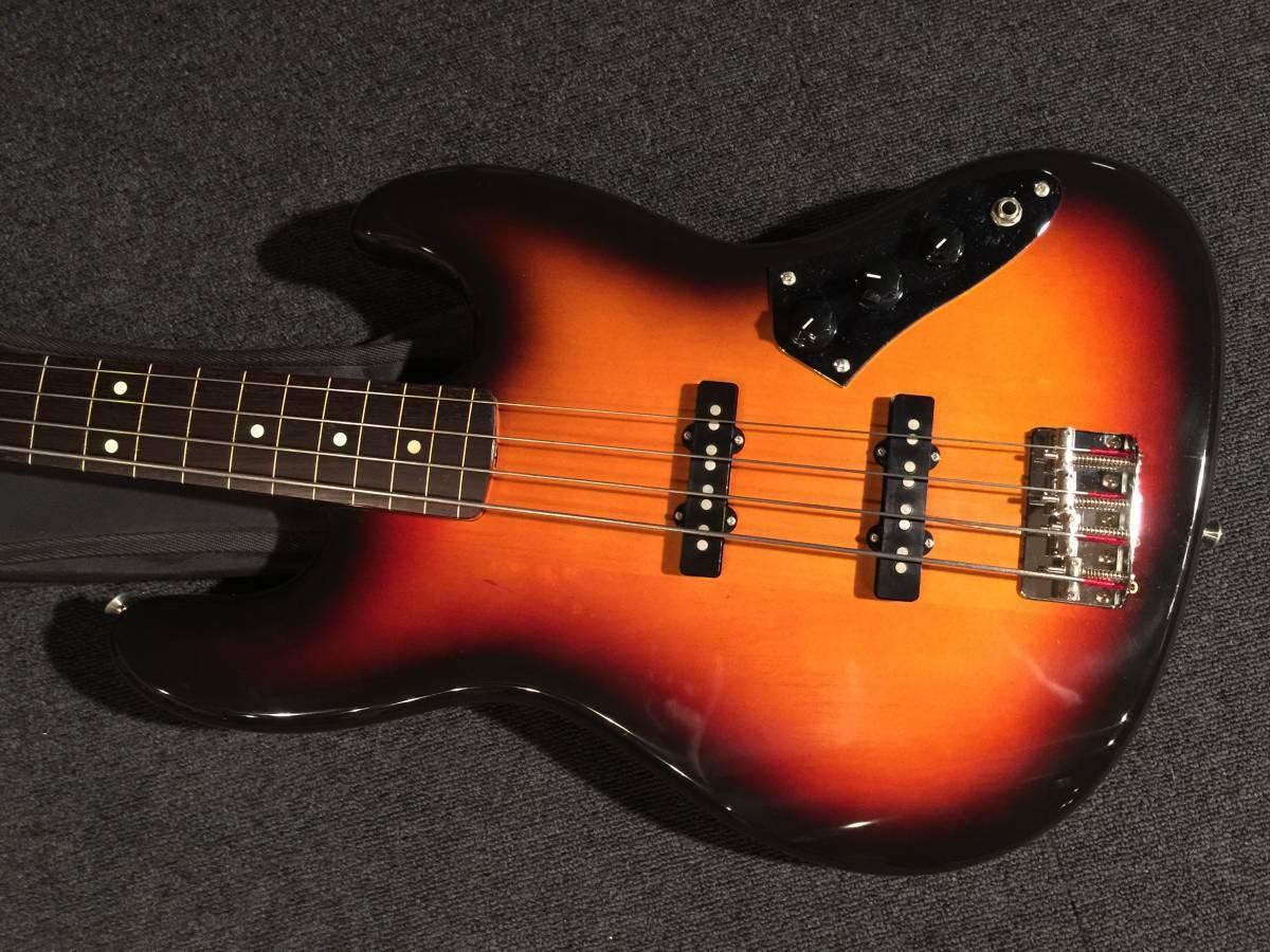 FenderJapan JB62-77FL No.095518 JAPAN beautiful EMS F S