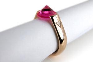 Katzler-Ring-Turmalin-Diamant-Wesselton-si-750-Rosegold-BRORS-16746