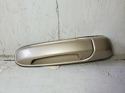 Outside Exterior Door Handle Chrome Passenger Front for Grand Cherokee Commander