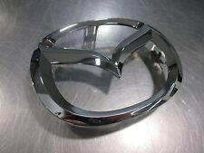 Mazda 3, 6  & MPV 2002-2006 New OEM front chrome mascot emblem LD47-51-731