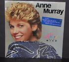 Anne Murray HEART OVER MIND SEALED vinyl LP record cut out