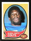 1970 Topps #114 Bubba Smith BALTIMORE COLTS Rookie Card ~ EX/MT