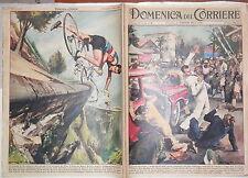 LA DOMENICA DEL CORRIERE 24 luglio 1960 Congo Marcel Carne Roger Riviere Bitter