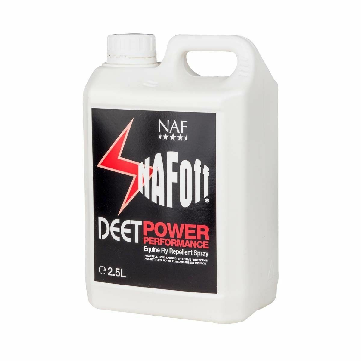 NAF OFF DEET Power Performance refill 2.5L
