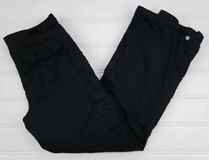 NWT-YOUTH-BOYS-COLUMBIA-POP-SHOVE-IT-SNOWBOARD-PANTS-10-12-Black-OMNI-Shield