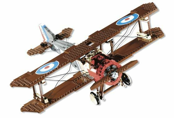 Lego Sculptures 3451 Sopwith Camel Camel Camel New SEALED 9d27ba
