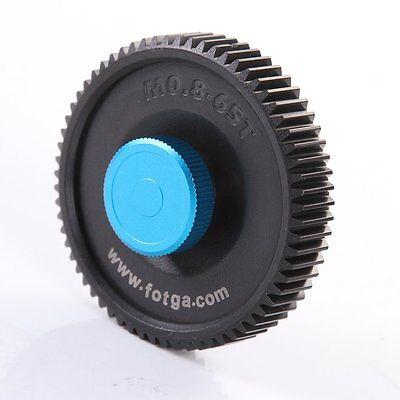 FOTGA Standard M0.8 65T 65x0.8mm Pitch Gear For DP500II DP500IIS Follow Focus