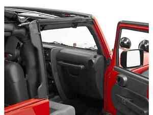 Superieur Image Is Loading 2010 2017 Jeep Wrangler Bestop Soft Top Door