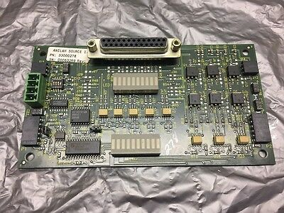ANILAM 3000 3200 3300 NETWORK INTERFACE BOARD 33000278