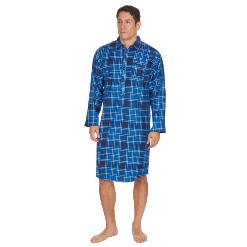 Mens Champion Harrow Nightshirt Brushed Cotton Sizes M up to 3XL Pyjama
