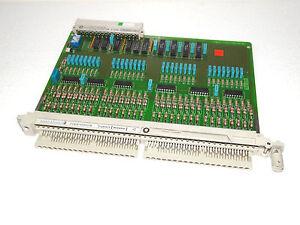 DéLicieux Siemens Simatic S5 6es5420-4ua12 Digital Input 6es5 420-4ua12 Top-afficher Le Titre D'origine Pour Convenir à La Commodité Des Gens