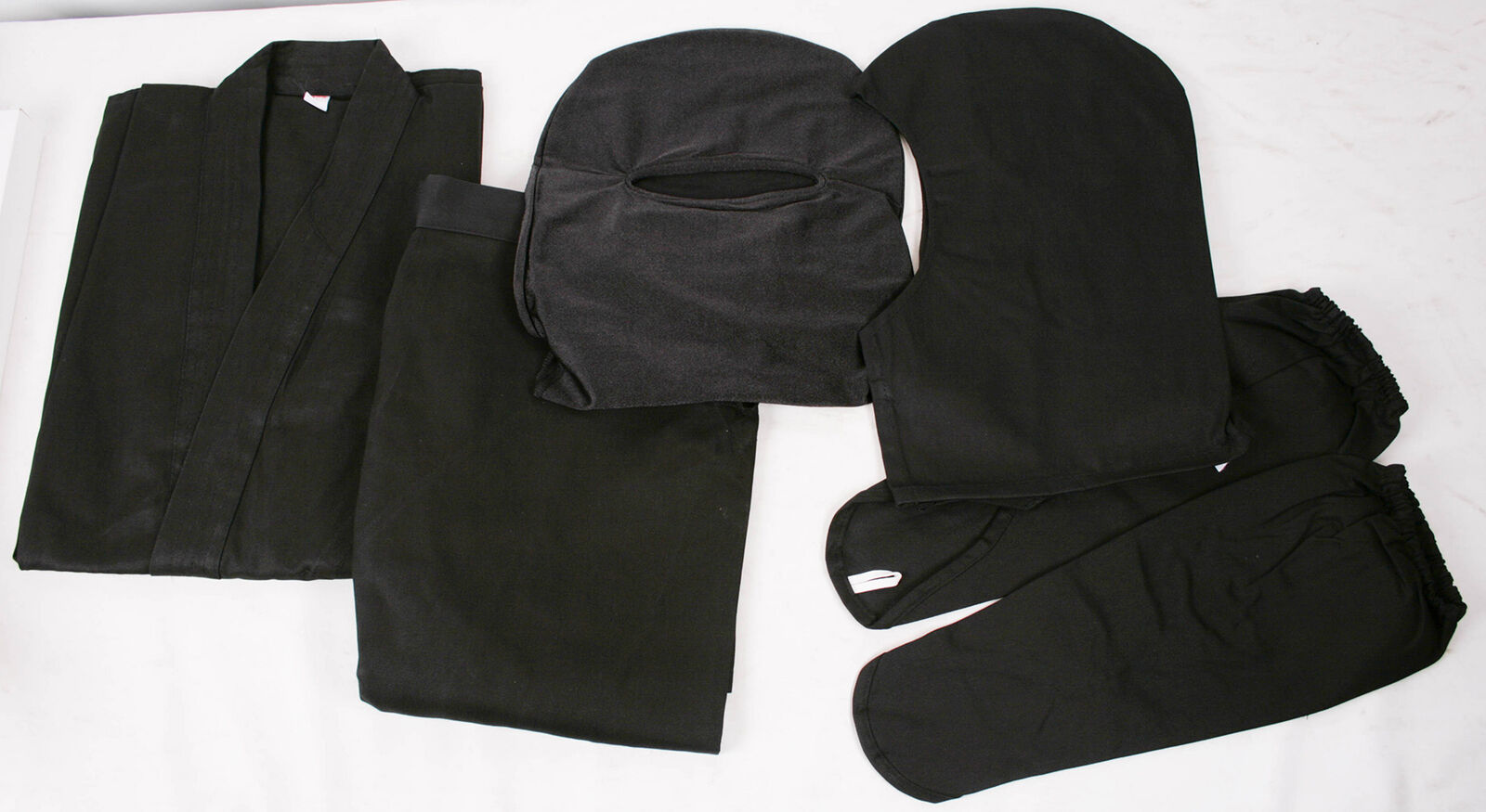 Master Cutlery Ninja Uniforme Tuta Karate S