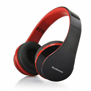 Foldable-Wireless-Bluetooth-Headphones-Stereo-Earphones-Super-Bass-Headset-Mic