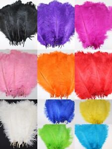 10pcs-Ostrich-Feathers-Wedding-Party-Table-Decoration-DIY-crafts