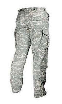 Authentic PROPPER Rare Digital Camo Pants Men's ACU Rip-Stop Athletic w/ Pockets
