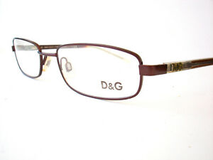 Dolce & Gabbana Eyeglasses D&G 4152 Brown J81 Authentic 51-17-135 *CLEARANCE*