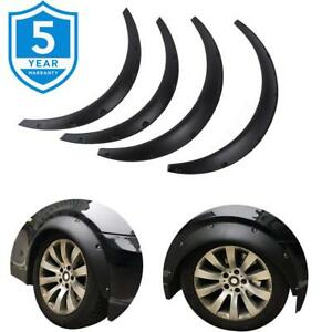 Image Is Loading Universal Car Truck Wheel Fender Flares Cover Wide