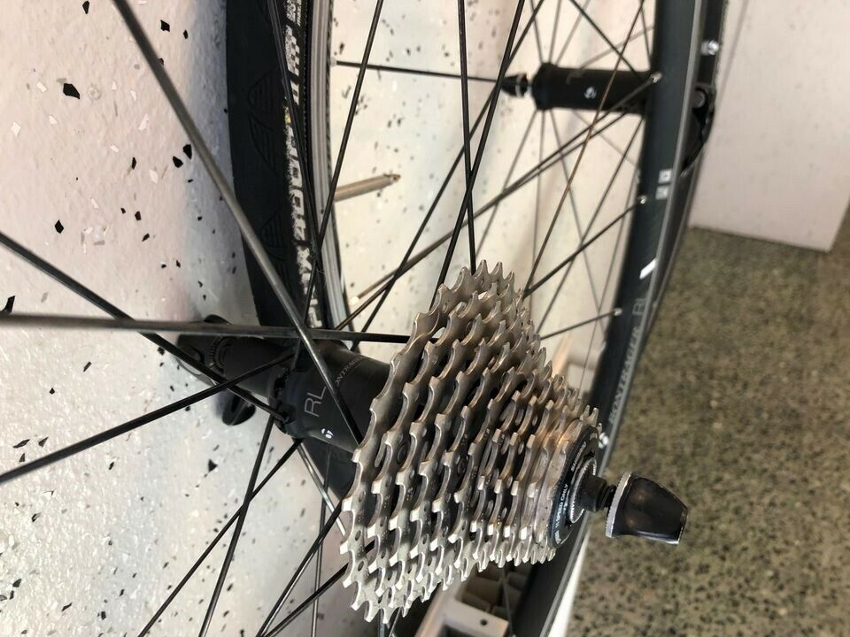 Hjul, Bontrager Race Lite TLR wheelset 9-11 speed