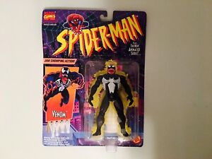 Marvel-Comics-Spider-Man-Animated-Series-Character-039-s-ToyBiz-1994-NEW-Variety