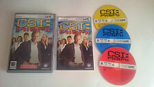 JUEGO CSI: MIAMI PC CD-ROM ORDENADOR ESPAÑA CASTELLANO.BUEN ESTADO.