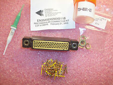 EN3545D02MXB11B CANTWELL 78 POSITION RECTANGULAR CONNECTOR KIT W/ PIN CONTACTS