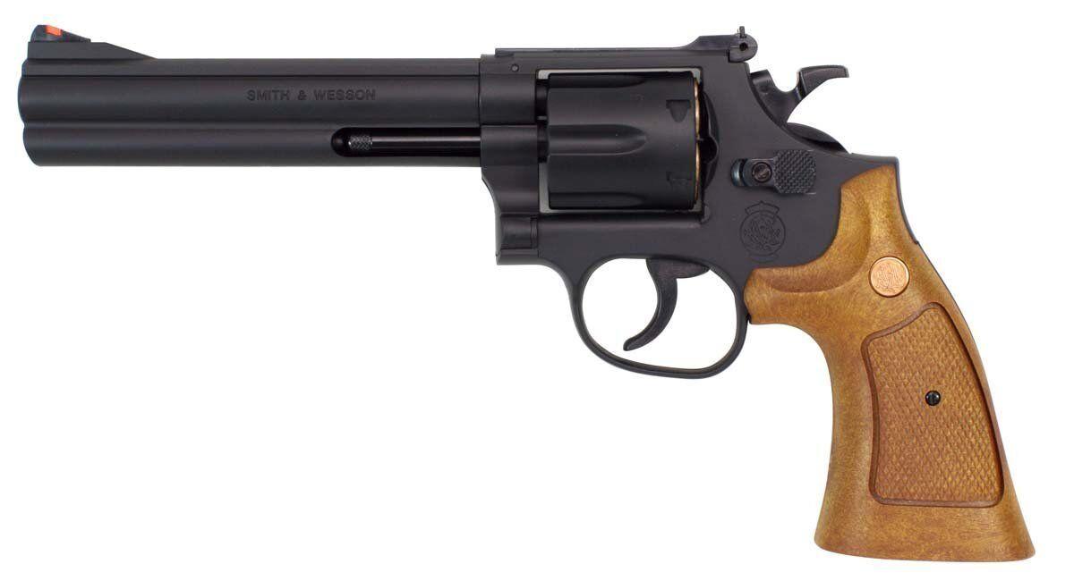 tienda de ventas outlet S&W M586 357 Magnum 6 6 6 in (approx. 15.24 cm) Hop Up revolver de pistola de aire No2 Corona Modelo de Japón F S  hasta un 50% de descuento