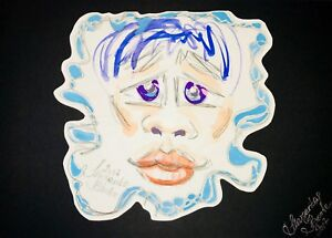 Portrait-ORIGINAL-PORTRAT-Karikatur-cartoon-zeichnung-painting-contemporary-art