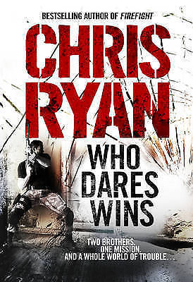 1 of 1 - Who Dares Wins, Ryan, Chris, Very Good Book