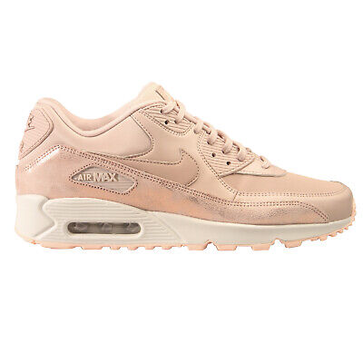 Nike Air Max 90 Premium Womens 896497 201 Particle Beige Running Shoes Size 10 191887680611 | eBay