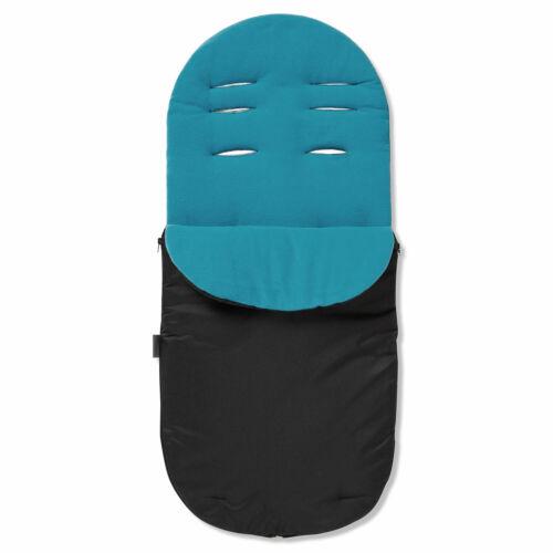 Manchon de Pieds//Cosy Toes Compatible Avec Red Kite me pousser Fusion-Turquoise