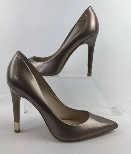 Heels 7 Guess 7 Metallic 10m Guess 5 5 Gold Size 4 10m Uk 4 Size 5 Gold Heels Uk Us Metallic Us 5 ERFEqnrf