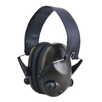 Hunting Ear Muffs 22db Electronic Sound Isolating Headphones Noise Reduction