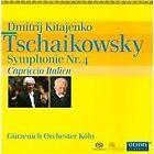 Pyotr Il'yich Tchaikovsky - Tschaikowsky: Symphonie Nr. 4; Capriccio Italien (2013)